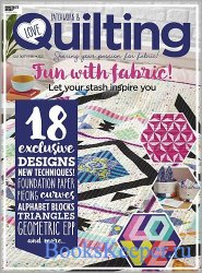 Love Patchwork & Quilting №83 2020