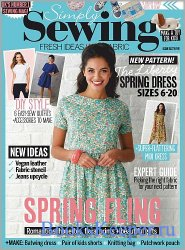 Simply Sewing №65 2020