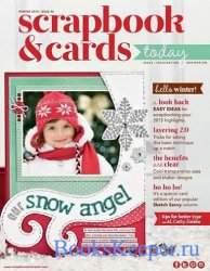 Scrapbook & Cards Today - Winter 2015