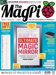 The MagPi №90 (February 2020)