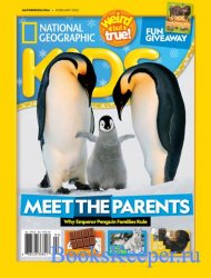 National Geographic Kids USA - February 2020