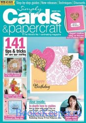 Simply Cards & Papercraft №201 2020