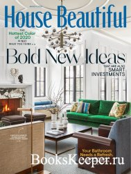 House Beautiful USA - March 2020