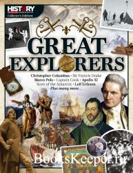 Great Explorers – March 2018
