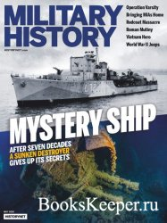 Military History Vol.37 №1 2020