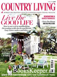 Country Living UK №412 2020