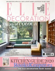 Elle Decoration UK - April 2020