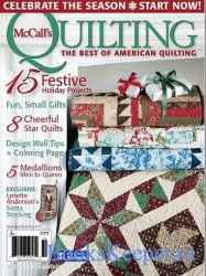 McCall's Quilting - November/December 2015