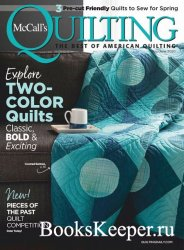 McCall's Quilting Vol.27 №3 2020