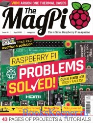 The MagPi - Issue 92 (April 2020)