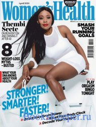 Women's Health South Africa - April 2020