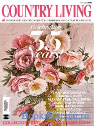 Country Living UK №413 2020