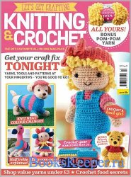 Let's Get Crafting Knitting & Crochet №120 2020