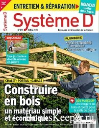 Systeme D №891 (Avril 2020)