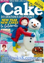 Cake Decoration & Sugarcraft - January 2019