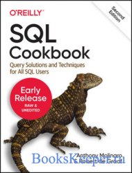 SQL Cookbook: Query Solutions and Techniques for All SQL Users, 2nd Edition ...