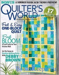 Quilter's World - Summer 2020