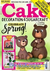 Cake Decoration & Sugarcraft - March 2020