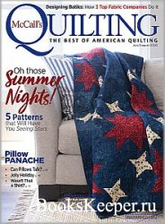 McCall's Quilting - July/August 2020