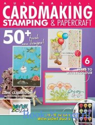 Cardmaking Stamping & Papercraft - April 2020