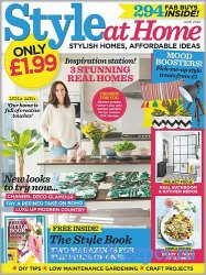 Style at Home UK - June 2020