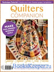 Quilters Companion Vol.19 №3 2020