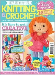 Let's Get Crafting Knitting & Crochet №121 2020