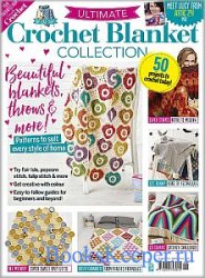 Mollie Makes: Crochet Ultimate Blanket Collection - 2020