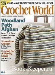 Crochet World - August 2020