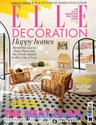 Elle Decoration UK - July 2020