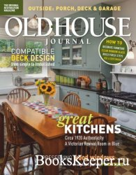 Old House Journal - July/August 2020