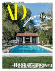 Architectural Digest USA - June 2020