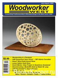 Woodworker West - July/August 2020