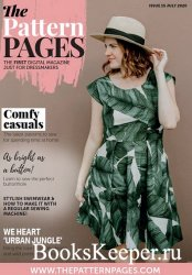 The Pattern Pages №15 2020