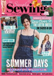 Simply Sewing - Issue 71