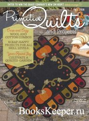 Primitive Quilts and Projects - Fall 2020