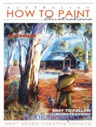 Australian How To Paint - Issue 34