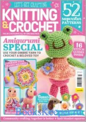 Let's Get Crafting Knitting & Crochet №123 2020