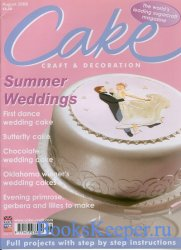 Cake Craft & Decoration - August 2008