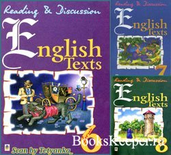 English Texts for Reading and Discussion (6-8 Forms)