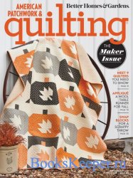 American Patchwork & Quilting №166 2020