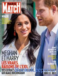 Paris Match №3719 2020