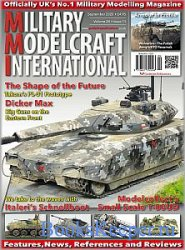 Military Modelcraft International - September 2020