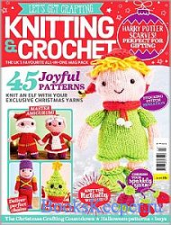 Let's Get Crafting Knitting & Crochet №124 2020