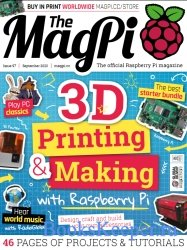 The MagPi - Issue 97 (September 2020)