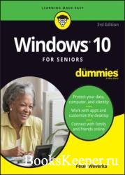 Windows 10 For Seniors For Dummies, 4th Edition