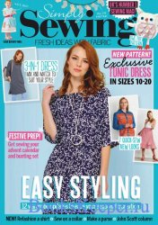 Simply Sewing №73 2020