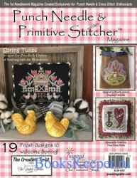 Punch Needle & Primitive Stitcher - Spring 2020