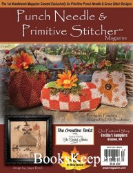 Punch Needle & Primitive Stitcher - Fall 2019