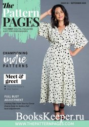 The Pattern Pages №16 2020